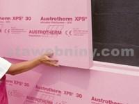 Polystyren KVK PENOPOL XPS Austrotherm TOP 30 rovná hrana GK tl. 60mm
