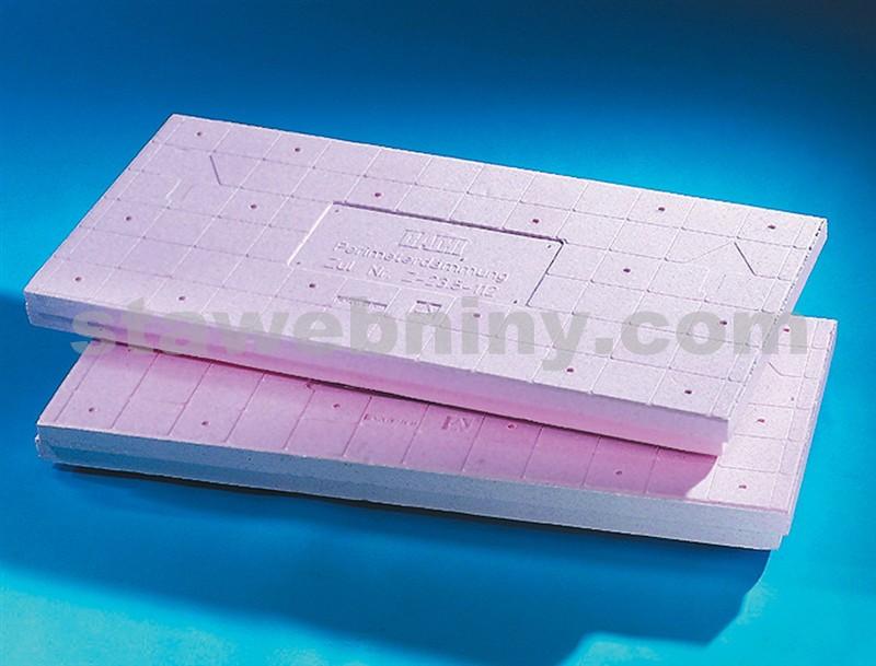 Polystyren BACHL izolační deska PERIMETER tl. 80mm, cena za ks