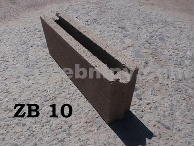 BOHEMIA BLOCK Ztracené bednění ZB - 10