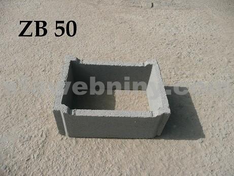 BOHEMIA BLOCK Ztracené bednění ZB - 50