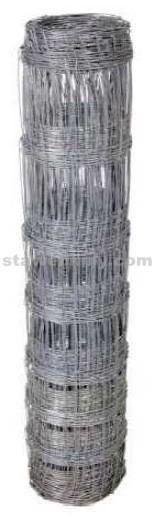 BOPPE Lesnické uzlové pletivo pozinkované výška 1150mm, role 50bm