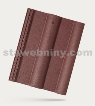 BRAMAC CLASSIC PROTECTOR - betonová taška základní 1/1 - červenohnědá