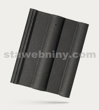 BRAMAC CLASSIC PROTECTOR - betonová taška základní 1/1 - ebenově černá