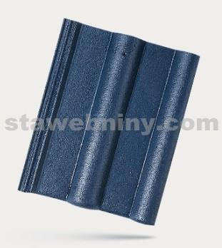 BRAMAC CLASSIC PROTECTOR - betonová taška základní 1/1 - tmavě modrá
