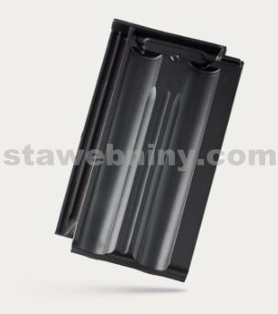 BRAMAC Granát 11 taška základní 1/1 - antracitová engoba