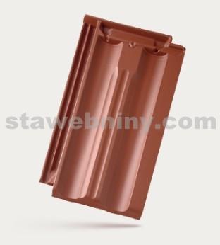 BRAMAC Granát 11 taška základní 1/1 - měděná engoba