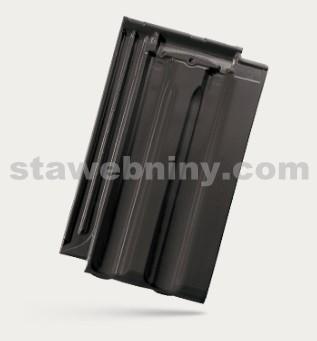 BRAMAC Granát 13 taška základní 1/1 - antracitová engoba