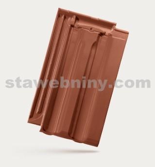 BRAMAC Granát 13 taška základní 1/1 - měděná engoba