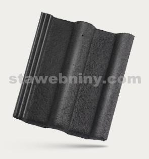 BRAMAC MONTERO - betonová taška základní 1/1 - granit