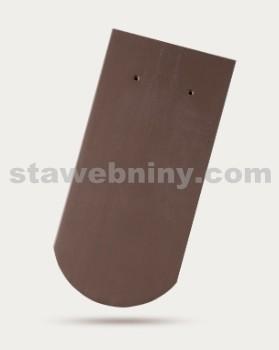 BRAMAC Opál taška základní 1/1 - hnědá engoba