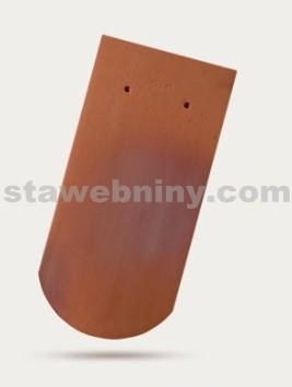BRAMAC Opál taška základní 1/1 - památkově červená engoba
