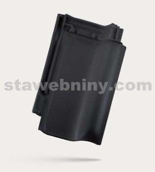 BRAMAC Rubín 13 taška základní 1/1 - antracitová engoba