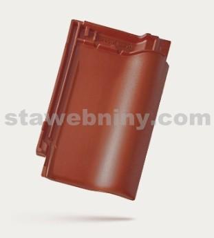 BRAMAC Rubín 9 taška základní 1/1 - kaštanově hnědá glazura