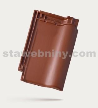 BRAMAC Rubín 9 taška základní 1/1 - měděná engoba