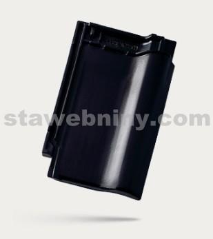 BRAMAC Rubín 9 taška základní 1/1 - černá glazura