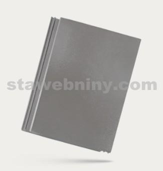 BRAMAC TEGALIT STAR - betonová taška základní 1/1 - zinkově šedá