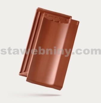 BRAMAC Topas 13 taška základní 1/1 - měděná engoba