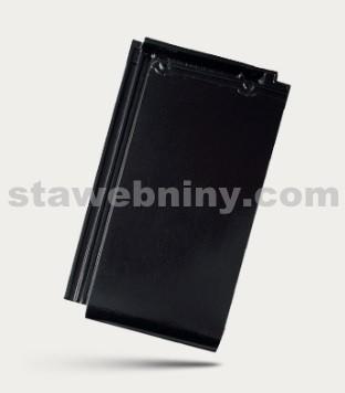 BRAMAC Turmalín taška základní 1/1 - černá glazura