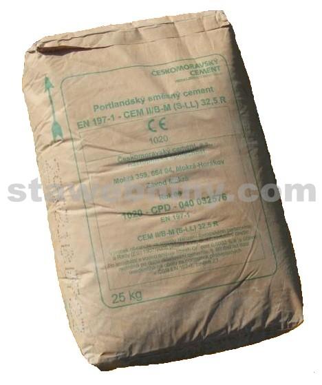 Cementárna MOKRÁ Cement II/B-M 32,5R 25kg