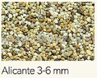 DEN BRAVEN Kamenný koberec PerfectSTONE říční kamínky pytel 25kg Oblý 4-6mm