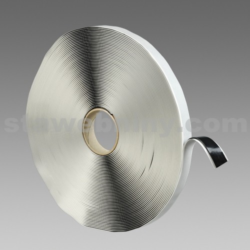 DEN BRAVEN Butylová páska pro lepení parozábran 15mm*1mm*45bm černá