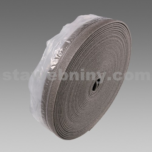 DEN BRAVEN Dilatační pás s fólií 10/100mm x 50bm šedý