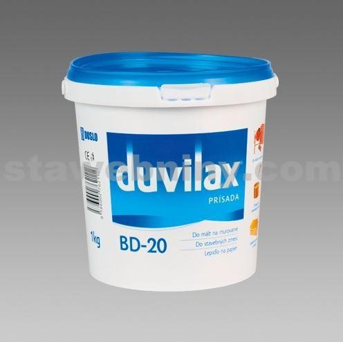 DEN BRAVEN Duvilax BD-20 příměs do stavebních směsí 1kg