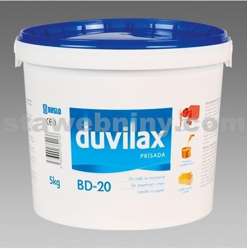 DEN BRAVEN Duvilax BD-20 příměs do stavebních směsí 5kg