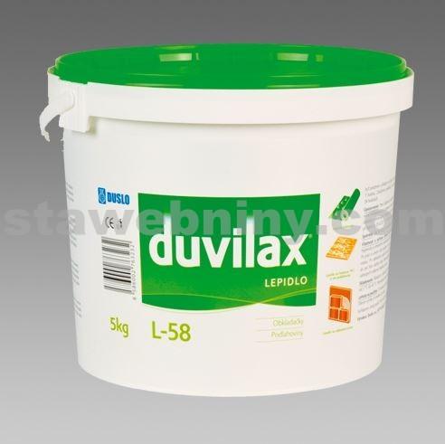 DEN BRAVEN Duvilax L-58 lepidlo na podlahoviny 5kg