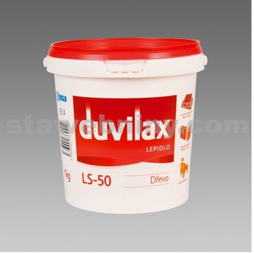 DEN BRAVEN Duvilax LS-50 lepidlo na dřevo D2 1kg