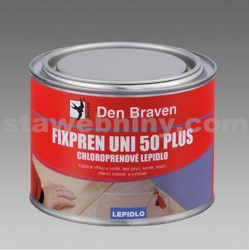 DEN BRAVEN Fixpren UNI 50 Plus 13kg žluté