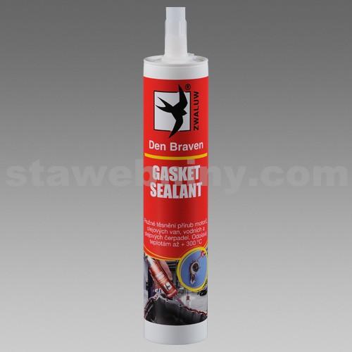 DEN BRAVEN Gasket sealant 310ml kartuše cihlově červená