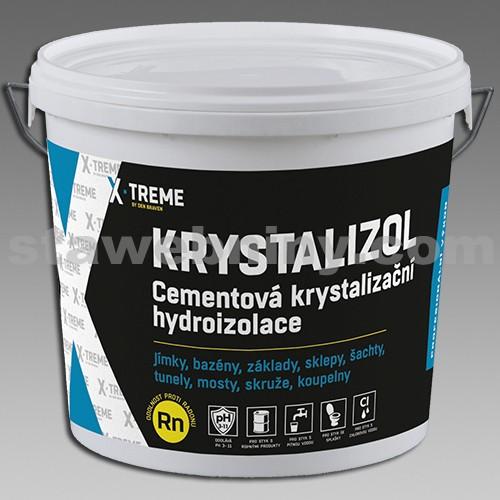 DEN BRAVEN Cementová krystalizační hydroizolace Krystalizol 5kg