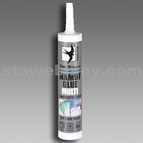 DEN BRAVEN Mamut Glue MULTI 290ml bílý