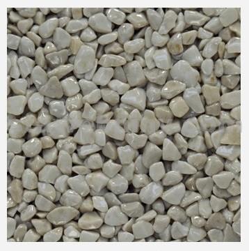 DEN BRAVEN Kamenný koberec PerfectSTONE mramorové kamínky pytel 25kg slonová kost 3-6mm