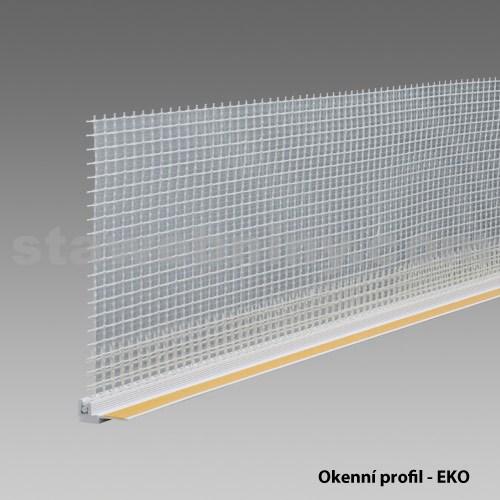 DEN BRAVEN Okenní profil pro zat.systémy EKO 2,4m
