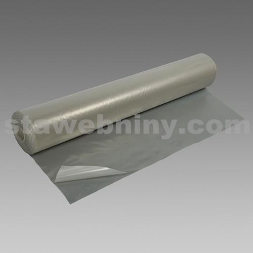 DEN BRAVEN PE Fólie stavební LDPE rukáv (hadice), reg. šíře 1x160m*100µm, černá