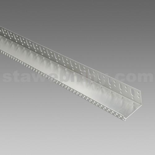 DEN BRAVEN Soklový profil AL 6cm*2m