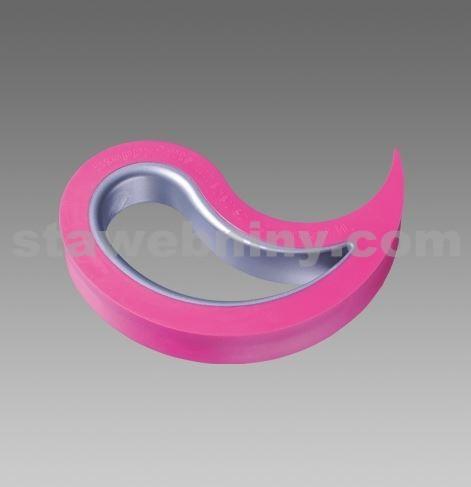DEN BRAVEN Dveřní a okenní zarážka STOPPY Pink - Růžová