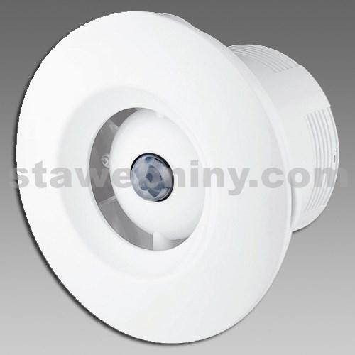 DEN BRAVEN Stropní odtahový ventilátor s pohybovým čidlem (SOVP) bílý VE1176