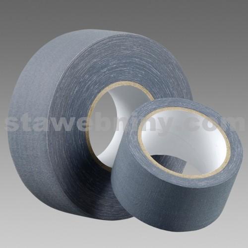DEN BRAVEN Textilní lemovací páska (kobercová) - 48mm*10bm černá