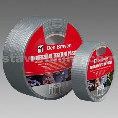 DEN BRAVEN Univerzální textilní páska 38mm*25bm