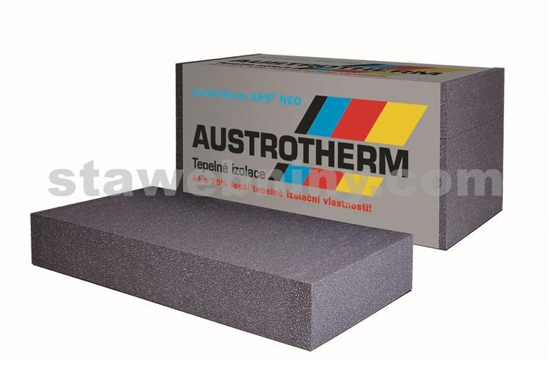 Polystyren Fasádní DCD IDEAL EPS NEO 70 tl. 100mm - šedý, s příměsí grafitu, cena za ks