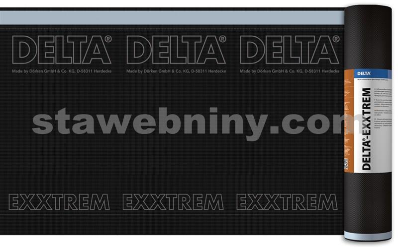 DÖRKEN - DELTA®-EXXTREM - difuzně otevřená fólie