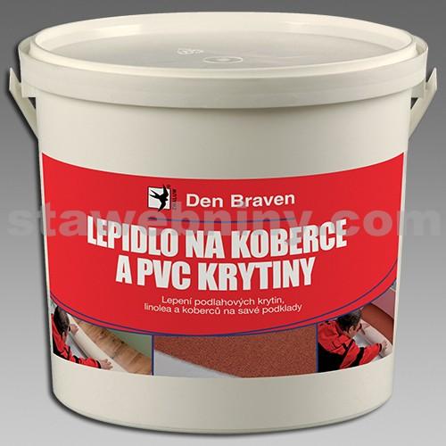 DEN BRAVEN Lepidlo na koberce a PVC krytiny 14kg