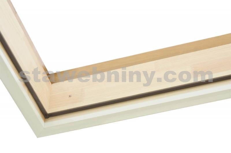 DOLLE Plastové krycí lišty pro schody větších rozměrů