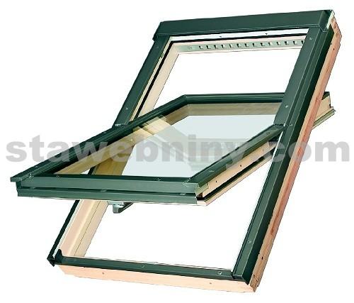 FAKRO Střešní okno FTP-V U3 01