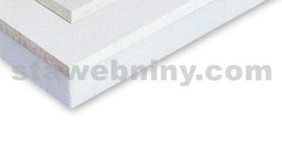 FERMACELL FCEE 25 Podlahový prvek tl. 25mm rozměr desky 0,5*1,5m