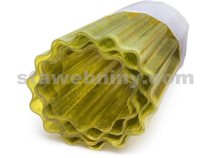 GUTTA GUTTAGLISS sklolaminát (PES) 2,0*30m žlutá