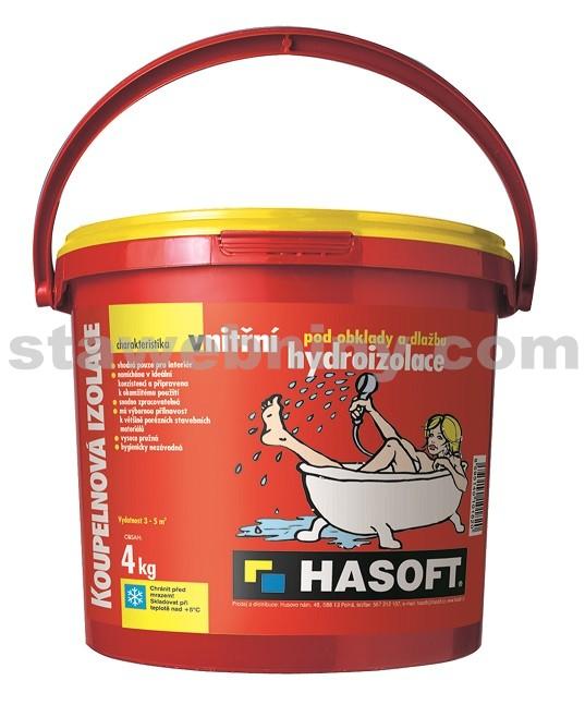 HASOFT Koupelnová izolace 4kg